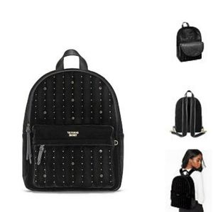 Victorias secret Velvet stud city backpack